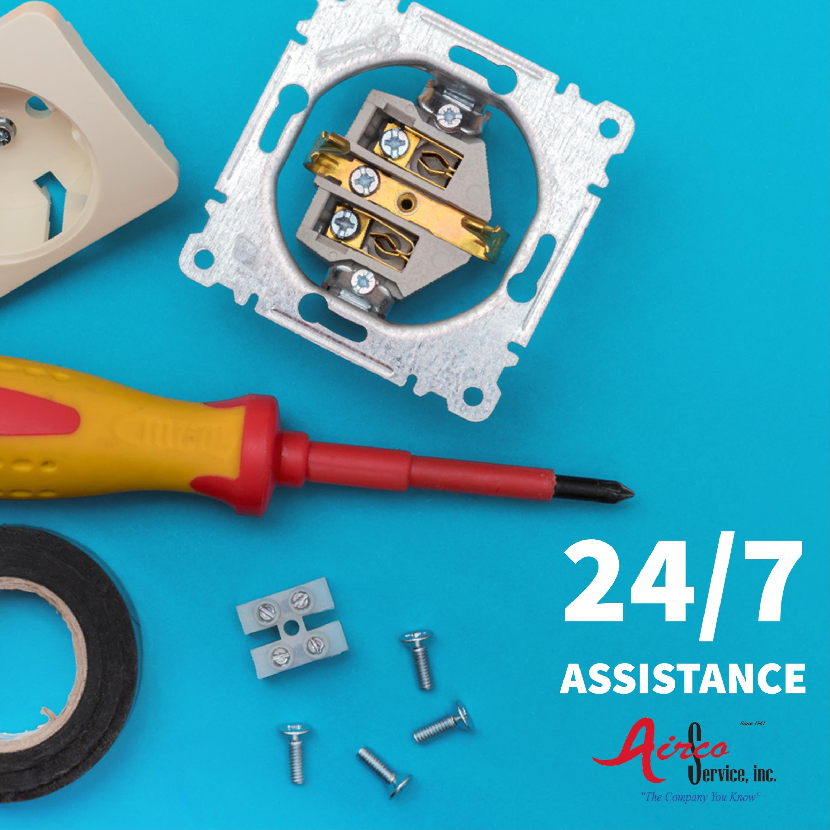 24/7 Assistance | Tulsa, OK